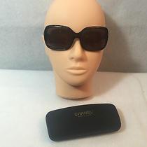 Chanel 5147 C714/3g Dark Havana Womens Sunglasses With Case Photo