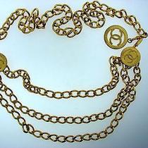 Chanel Authentic C1984 Chain Stylish Trendy Belt  Photo