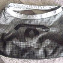 Chanel Bag Silver 08c - Nwt Photo