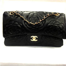 Chanel Baguette Handbag Unique Purse-Ltd Edition-Authentic -Best Offer Price Photo