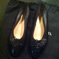Chanel Ballet Flats Photo