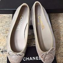 Chanel Ballet Flats Size 35 Photo