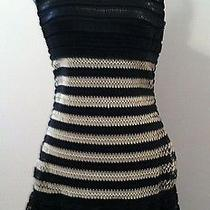 Chanel Black and White Vinyl Dress Photo