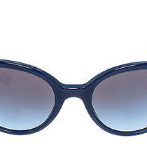 Chanel Blue Round 1427/s2 Sunglasses Photo