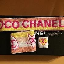 Chanel Bnib Headband Bracelet Ring Set Photo