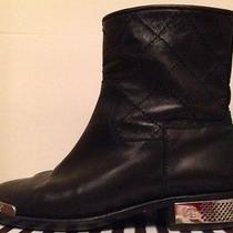 Chanel Boots (First Price 1085) 100% Authentic Photo