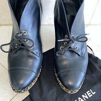 Chanel Boots Size 38 Photo