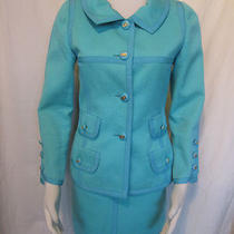 Chanel Boutique Skirt Suit Size 40 Photo