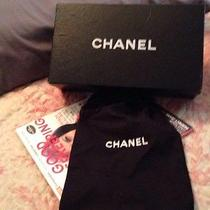 Chanel Box Wallet Dust Bag  Photo