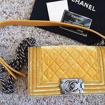 Chanel Boy Photo