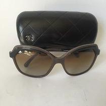 Chanel Brown Sunglasses Photo