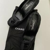 Chanel Camelia High Heels Sz 40 Photo