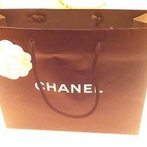 Chanel Camelia Small Gift/shopping  Bag  Photo