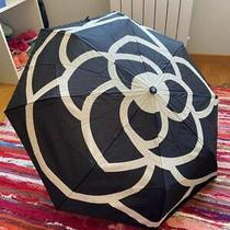 Chanel Camelia Vip Gift Umbrella Nwt Photo
