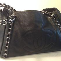 Chanel Caviar Modern Tote Xl Photo