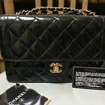 Chanel Classic Patent Medium  Photo