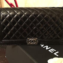 Chanel Clutch Bag 100% Authentic Never Worn Photo