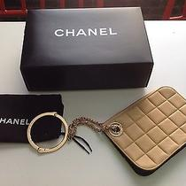 Chanel Clutch Rare Gold Bracelet Bag Photo
