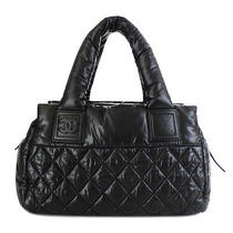 Chanel Coco Cocoon Boston Bag A48619(new) Photo