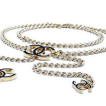 Chanel Coco Mark Chain Belt Made in 2010 (Dh32125) Photo