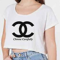 Chanel Designer Crop Ladies Photo
