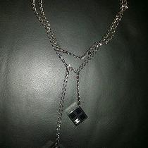 Chanel Dice Necklace or Belt Rare Photo