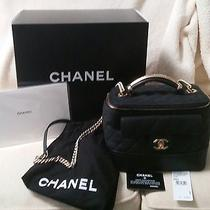 Chanel Globe Trotter Vanity Bag Photo