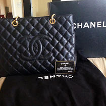 Chanel Grand Shopping Tote Photo