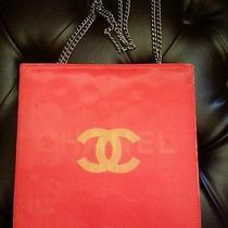 Chanel Handbag/purse With Free Gift  Photo