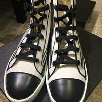 Chanel High-Cut Sneakers 40 Sizes Sold Out Photo