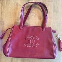 Chanel Leather Purse Photo
