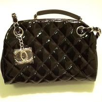 Chanel Mademoiselle Patent Leather Bag - No Reserve - (See Other Items 2.55) Photo