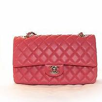 Chanel Medium Flap Bag Valentine Collection 2014  Photo