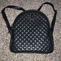 Chanel Mini Backpack Photo