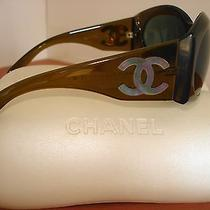 Chanel Mother of Pearl Mop 5084 // 5076