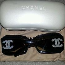 Chanel Mother of Pearl Sunglasses Photo