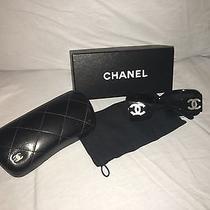 Chanel Mother of Pearls Designer Women's Sunglasses Photo