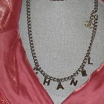 Chanel Necklace Belt  Dust Bag Photo