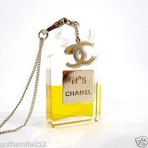 Chanel No. 5 Necklace - Rare Authentic Photo