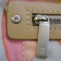 Chanel Paris Runwaycc Laptop Magazine Overnite Beach Canvas Shopping Tote Bag Photo