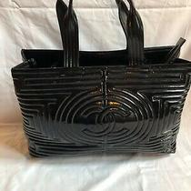 Chanel Paris-Shanghai Patent  Coco Ming Grande Shopping Tote Photo