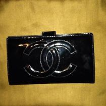 Chanel Patent Leather Wallet Photo
