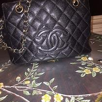 Chanel Petite Timeless Shopper Tote Photo