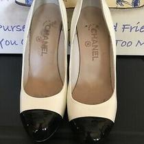 Chanel Pumps Size 38  Photo