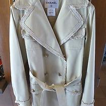 Chanel Raincoat Beige Photo