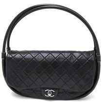 Chanel Sac Rabat Bag in Black Photo