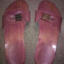Chanel Sandals Photo