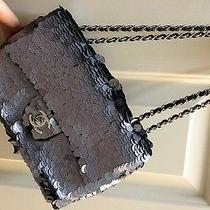 Chanel Sequin Shoulder Bag Photo