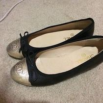 Chanel Shoes 7 Flats Photo