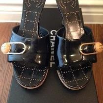 Chanel Shoes Size 7 Photo